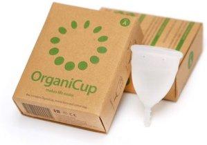 OrganiCup menskopp liten