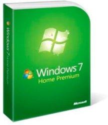 Microsoft Windows 7 Home Premium EOM