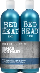 Bed Head Urban Antidotes Recovery Shampoo & Conditioner 2x750ml