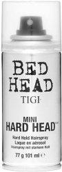 TIGI Bed head Mini Hard Head Hard Hold Hairspray 101ml