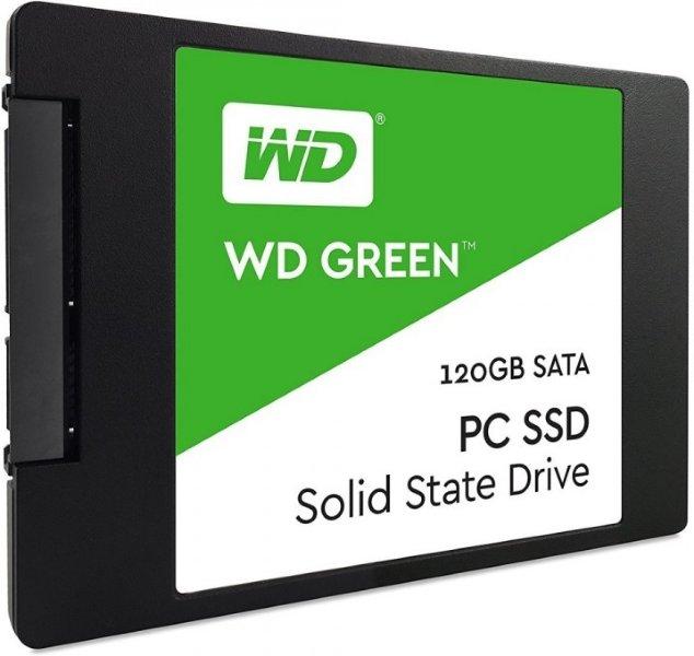 Western Digital WD Green SSD 120GB