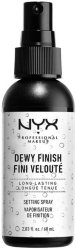 NYX Professional Makeup Dewy Finish Long Lasting Make-Up Setting Spray Dewy Finish