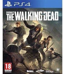 Overkill's The Walking Dead til Playstation 4