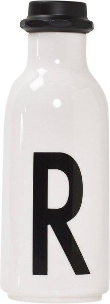 Design Letters vannflaske med bokstaver
