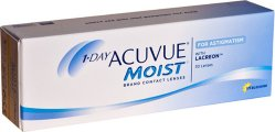 Johnson & Johnson 1-Day Acuvue for Astigmatism 30p