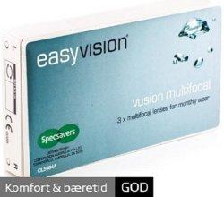 easyvision Vusion Multifocal 3p