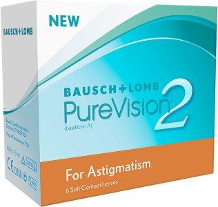 PureVision 2 HD Astigmatism 6p