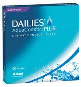 Alcon Dailies AquaComfort Plus Multifocal 90p