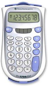 Texas Instruments Ti-1706SV
