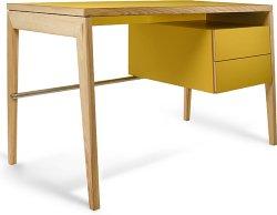 Mint skrivebord med oppbevaring