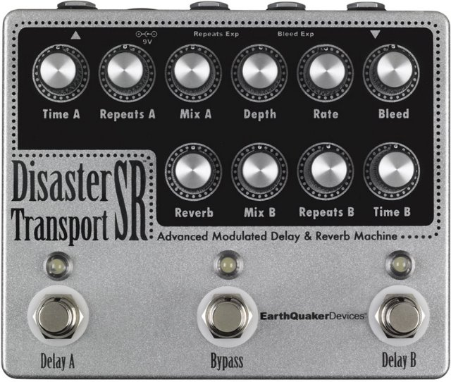Earthquaker Devices DisasterTransport SR