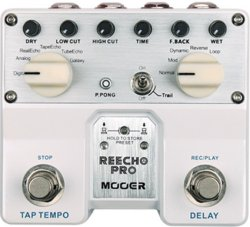 Mooer Reecho Pro Digital Delay