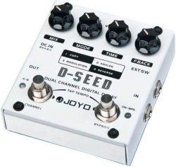 Joyo D-seedDualDigitalDelay