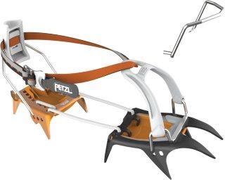 Petzl Irvis Hybrid Stegjern