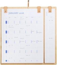 By Wirth Planner Board Kalender 2018/2019
