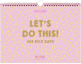 Rice kalender 2018