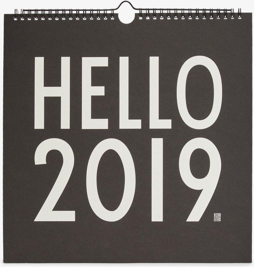 Veggkalender 2019