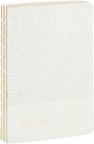 Monograph Geometric notatbok (Liten)