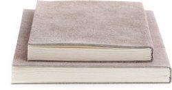 Nordstjerne Suede notisbok (stor)