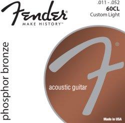 Fender Phosphor Bronze 60CL