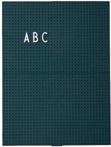 Design Letters Oppslagstavle A4