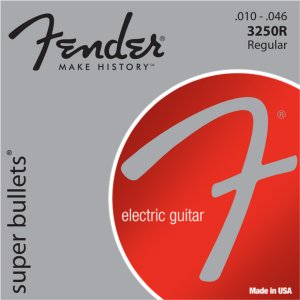 Fender Super Bullets 3250R