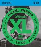 D'Addario EXL130