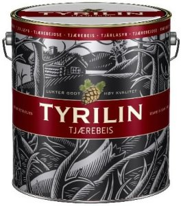 Tjærebeis (9 liter)