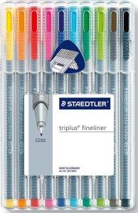 Staedtler Triplus Fineliner 10 stk
