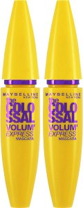 Maybelline Volum' Express The Colossal Washable Mascara Duo