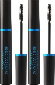 Max Factor 2000 Calorie Waterproof Mascara Duo