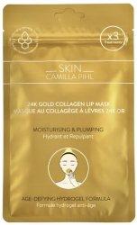 Skin Camilla Pihl 24K Gold Lip Mask