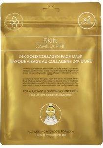24K Gold Face Mask
