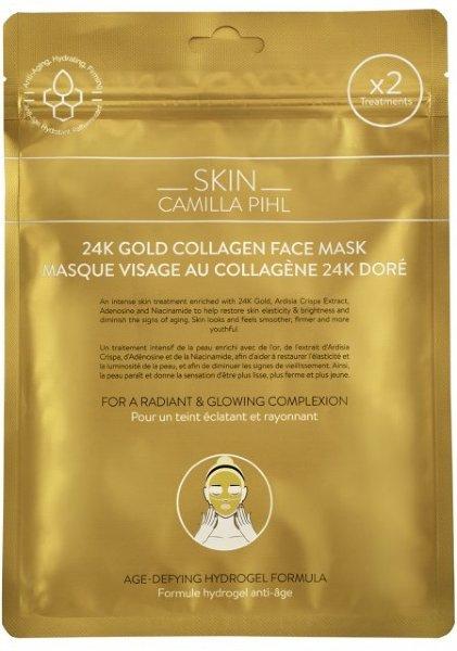 Skin Camilla Pihl 24K Gold Face Mask