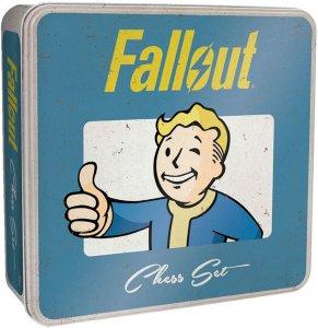 Fallout Sjakk Collector's Chess Set