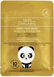 Skin Camilla Pihl Panda Sheet Mask