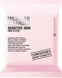 Comodynes Micellar Cleanser Wipes 20stk