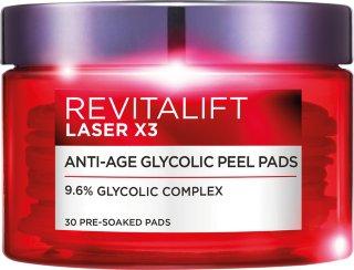 L'Oreal Revitalift Laser Pads 30stk