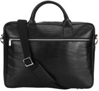 Nord Leather laptop-veske