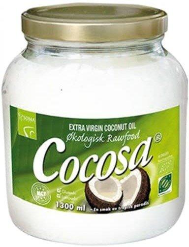 Soma Cocosa Extra Virgin kokosolje 1300 ml