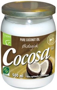 Cocosa kokosolje 500ml