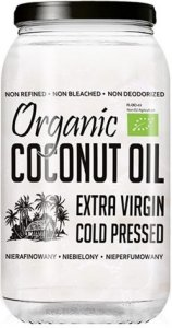 Diet Food Organic Coconut Oil 1000 ml