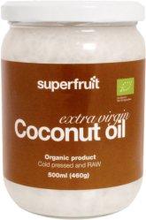 Superfruit Extra Virgin Coconut Oil 500ml