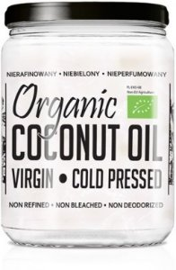 Diet Food Organic Coconut Oil 500 ml