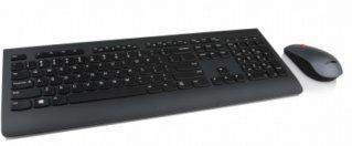 Lenovo Professional Combo Tastatur & Mussett Svart