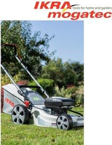 IKRAmogatec IAM 40-4325 40 V (uten batteri)