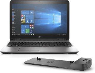 HP ProBook 650 G3 (Z2X27EA) m/docking