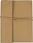 Ned Kelly notatbok med skinnomslag (ulinjert)