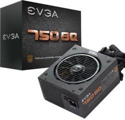 EVGA BQ 750W Hybrid Modular 80+