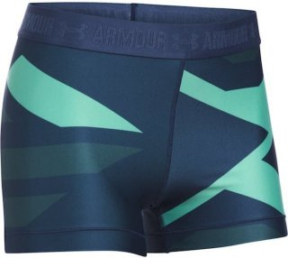 Under Armour HeatGear Shorty Engineered (Dame)